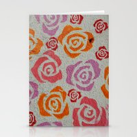 concrete Stationery Cards featuring concrete  by elizabethaknee