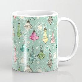 Vintage Holiday Ornaments ©studioxtine Coffee Mug