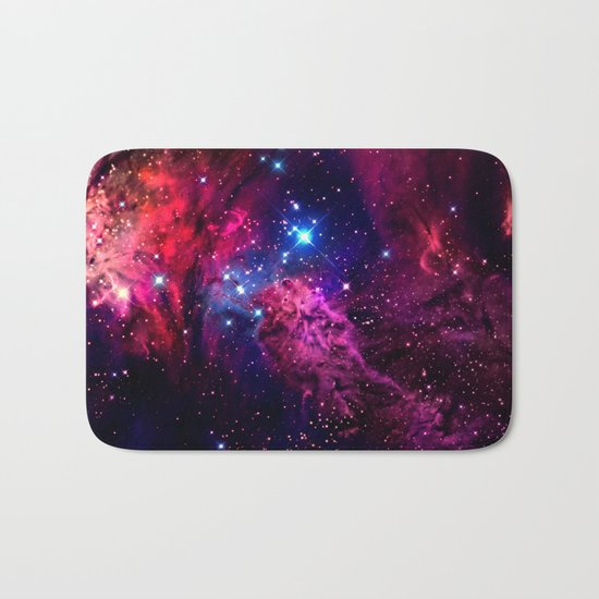 Galaxy! Bath Mat