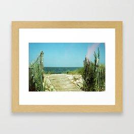 Eastern Shore Framed Art Print