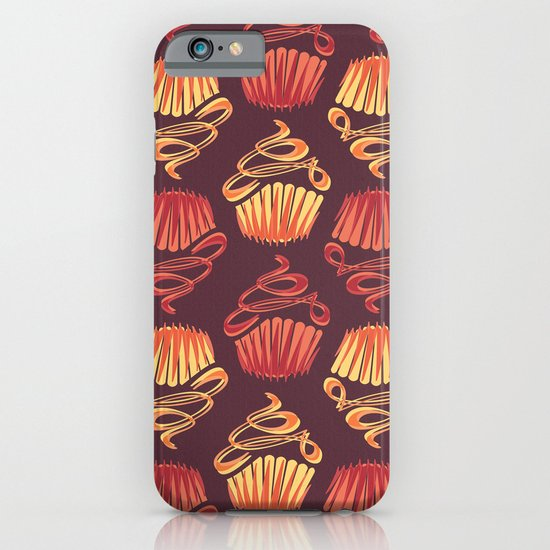 Cupcake Sunday iPhone & iPod Case