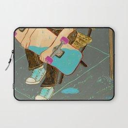 Sk8 or Die Laptop Sleeve