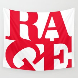 rage against the machine logo 2020 Wall Tapestry