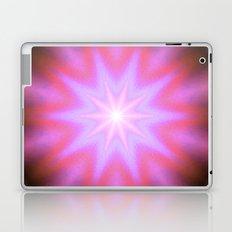 Shining Star Pink Mauve Lavender Laptop & iPad Skin