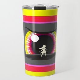 In the eye of the beholder Travel Mug