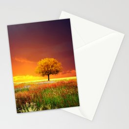 Sunset Stationery Cards