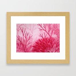 Memory Landscape 12 Framed Art Print