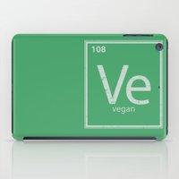 vegan iPad Cases featuring VeGan by Eddie Loven