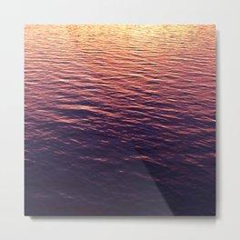 Maritime gradient II Metal Print
