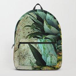 Pineapple Portrait Backpack