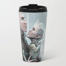 Dragon Age - Solas and Inqusitor Travel Mug