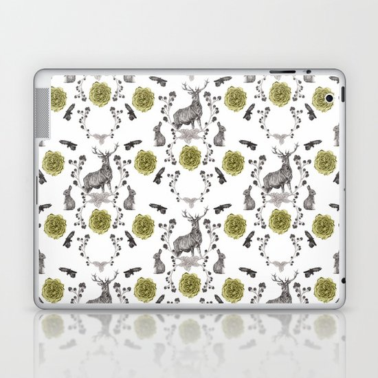 Flora & Fauna Laptop & iPad Skin