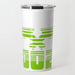 Pickleball Zero Zero Two I Funny Sport Gift print Travel Mug