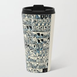 Three Degrees Travel Mug