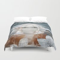 anna Duvet Covers featuring ANNA by CABINET