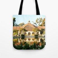 Balboa Park Tote Bag