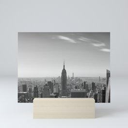 New York City - Empire State Building Mini Art Print