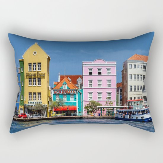 Curacao Rectangular Pillow