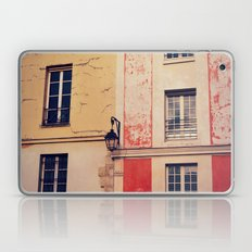 city scenery Laptop & iPad Skin