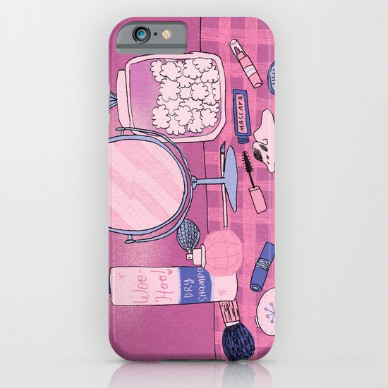 Beauty Products iPhone & iPod Case