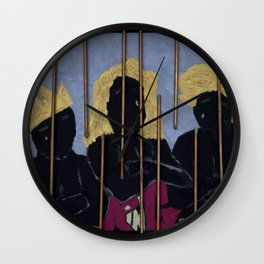 Free Kings Wall Clock