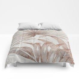 Tropical Plant Comforters
