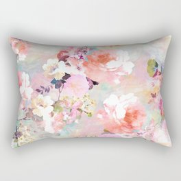 Love of a Flower Rectangular Pillow