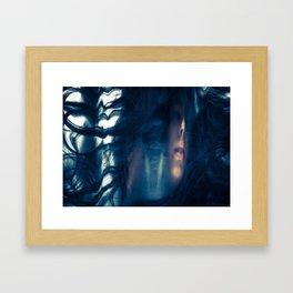 """sirena maris"" Framed Art Print"