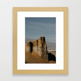Death Valley Collection 3 Framed Art Print