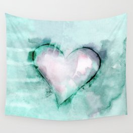 Love Unfolding No.26E by Kathy Morton Stanion Wall Tapestry