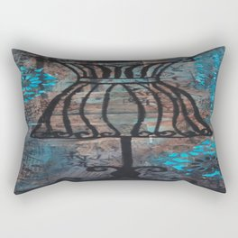 Free Form Rectangular Pillow