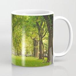 Central Park Summer Coffee Mug