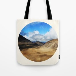 Life Is A Journey (Colour)  Tote Bag