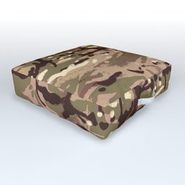 My Most Popular Camo! Outdoor Floor Cushion