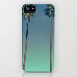 venice vibe iPhone Case