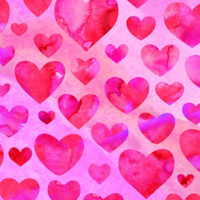 Heart Pattern 02 Leggings