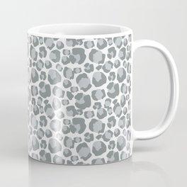 Snow Leopard Feline Coffee Mug