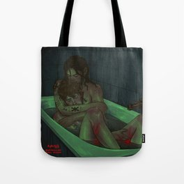 Tending the wounds Tote Bag