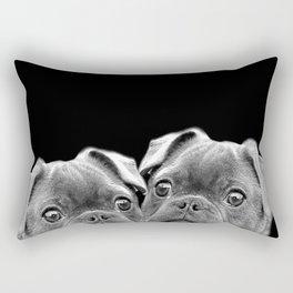 puppies dogs Rectangular Pillow