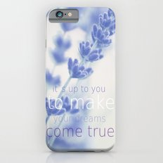 Lavender  Slim Case iPhone 6s