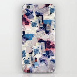 patchy collage iPhone Skin