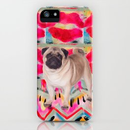 Ruby Le Gorges iPhone Case