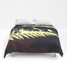Forest Ride Comforters