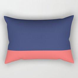 Only 3 colors Rectangular Pillow