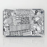 rush iPad Cases featuring Rush Hour by farsidian