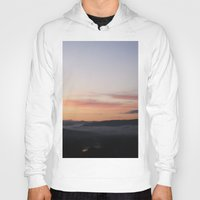 florence Hoodies featuring Florence Sunrise by viettriet
