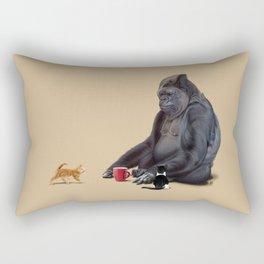 I Should, Koko (Colour) Rectangular Pillow