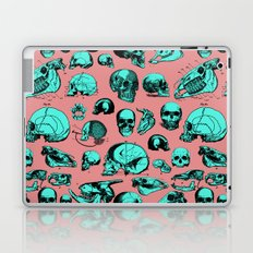 Skull Overload Pattern Laptop & iPad Skin