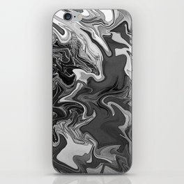 Arezzera Sketch #823 iPhone Skin