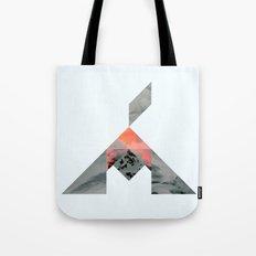 Volcano Tote Bag